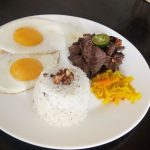 Tapsilog at Baker's Table